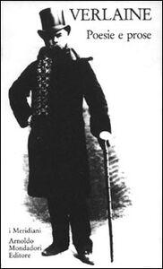 Libro Poesie e prose Paul Verlaine
