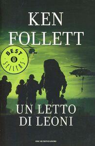 Libro Un letto di leoni Ken Follett
