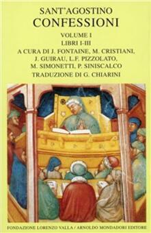Le confessioni. Vol. 1: Libri 1-3..pdf