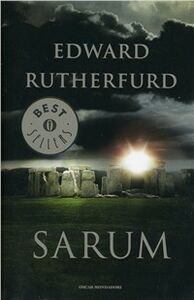 Foto Cover di Sarum, Libro di Edward Rutherfurd, edito da Mondadori