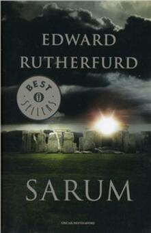 Sarum - Edward Rutherfurd - copertina