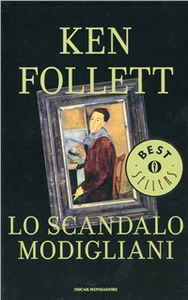 Libro Lo scandalo Modigliani Ken Follett