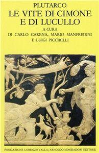 Libro Le vite di Cimone e di Lucullo Plutarco