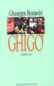 Libro Ghigò Giuseppe Bonaviri
