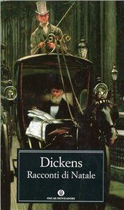 Libro Racconti di Natale Charles Dickens