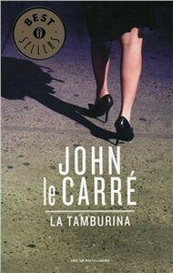 Libro La tamburina John Le Carré