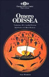 Libro Odissea Omero