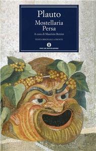 Libro Mostellaria-Persa T. Maccio Plauto