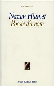 Libro Poesie d'amore Nazim Hikmet