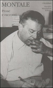 Libro Prose e racconti Eugenio Montale
