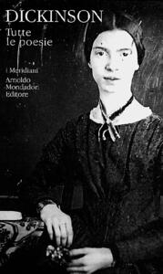 Tutte le poesie - Emily Dickinson - copertina