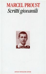 Libro Scritti giovanili (1887-1895) Marcel Proust