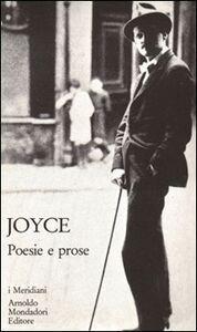 Libro Poesie e prose James Joyce