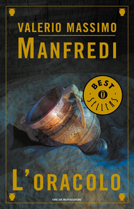 Libro L' oracolo Valerio M. Manfredi
