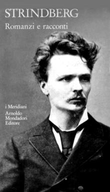 Romanzi e racconti. Vol. 2 - August Strindberg - copertina