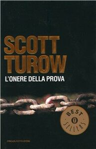 Libro L' onere della prova Scott Turow