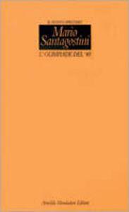 Foto Cover di Le olimpiadi del '40, Libro di Santagostino, edito da Mondadori