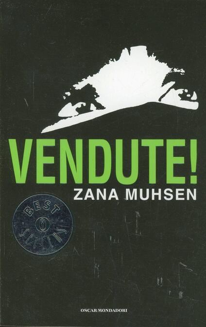 Vendute! - Zana Muhsen - copertina