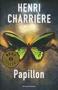 Foto Cover di Papillon, Libro di Henri Charrière, edito da Mondadori