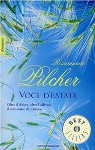 Foto Cover di Voci d'estate, Libro di Rosamunde Pilcher, edito da Mondadori