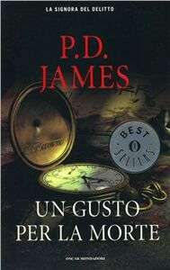 Libro Un gusto per la morte P. D. James