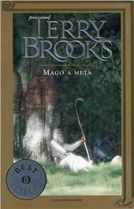 Foto Cover di Mago a metà. Ciclo di Landover. Vol. 3, Libro di Terry Brooks, edito da Mondadori