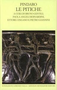 Libro Le pitiche Pindaro