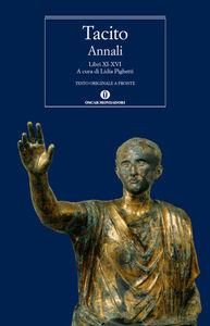 Foto Cover di Annali. Vol. 2, Libro di P. Cornelio Tacito, edito da Mondadori