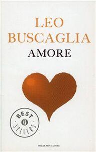Libro Amore Leo Buscaglia