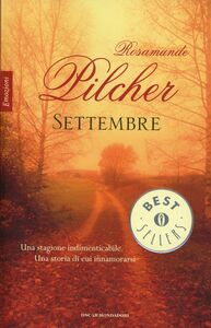 Foto Cover di Settembre, Libro di Rosamunde Pilcher, edito da Mondadori