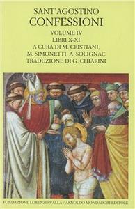 Libro Le confessioni. Vol. 4 Agostino (sant')