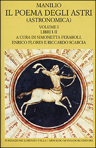 Libro Il poema degli astri. Vol. 1 Marco Manilio
