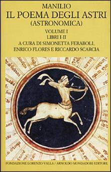 Ipabsantonioabatetrino.it Il poema degli astri. Vol. 1 Image