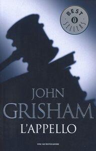 Libro L' appello John Grisham