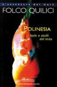 Libro Polinesia Folco Quilici