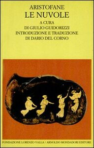 Libro Le nuvole Aristofane