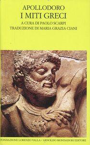 Libro I miti greci Apollodoro