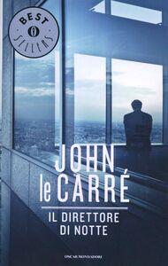 Libro Il direttore di notte John Le Carré