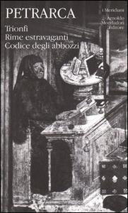 Libro Opere italiane. Trionfi-Rime Francesco Petrarca