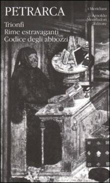 Antondemarirreguera.es Opere italiane. Trionfi-Rime Image