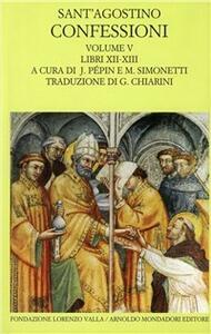 Le confessioni. Vol. 5