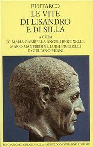 Libro Le vite di Lisandro e di Silla Plutarco