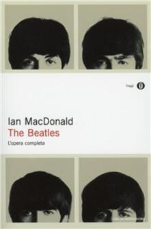The Beatles. L'opera completa - Ian McDonald - copertina