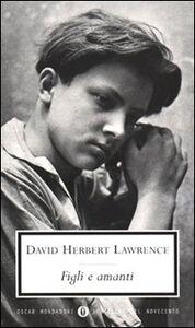 Libro Figli e amanti David H. Lawrence