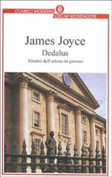 Dedalus - James Joyce - copertina