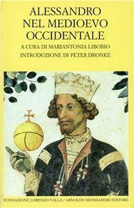 Libro Alessandro nel Medioevo occidentale