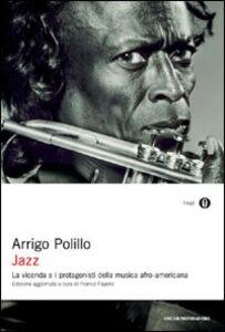 Foto Cover di Jazz, Libro di Arrigo Polillo, edito da Mondadori