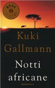 Libro Notti africane Kuki Gallmann