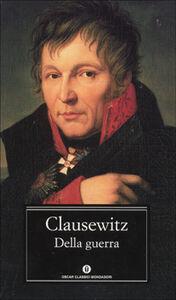 Libro Della guerra Karl von Clausewitz