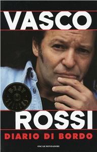 Libro Diario di bordo del capitano Vasco Rossi